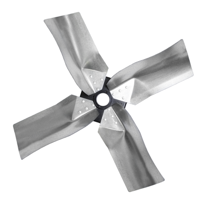 4-blade KH Series Axial Fan Impeller