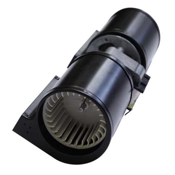 DC3 Centrifugal Blower Kit, angled view