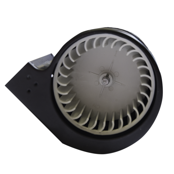 DC3 Centrifugal Blower Kit, end view