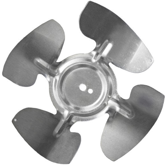 4-wing O-Series Axial Fan Impeller