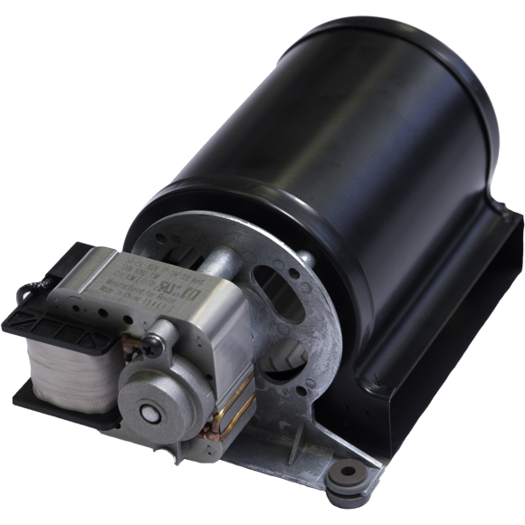 SC3 Centrifugal Blower Kit, angled view